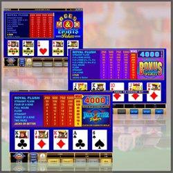 jeux video poker grand fortune casino