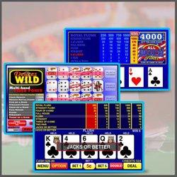 variantes video poker rtg