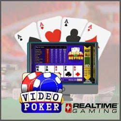 video poker ligne rtg